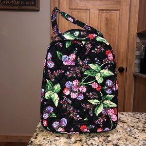 Vera Bradley Lunch Bunch Bag in Winter Berry